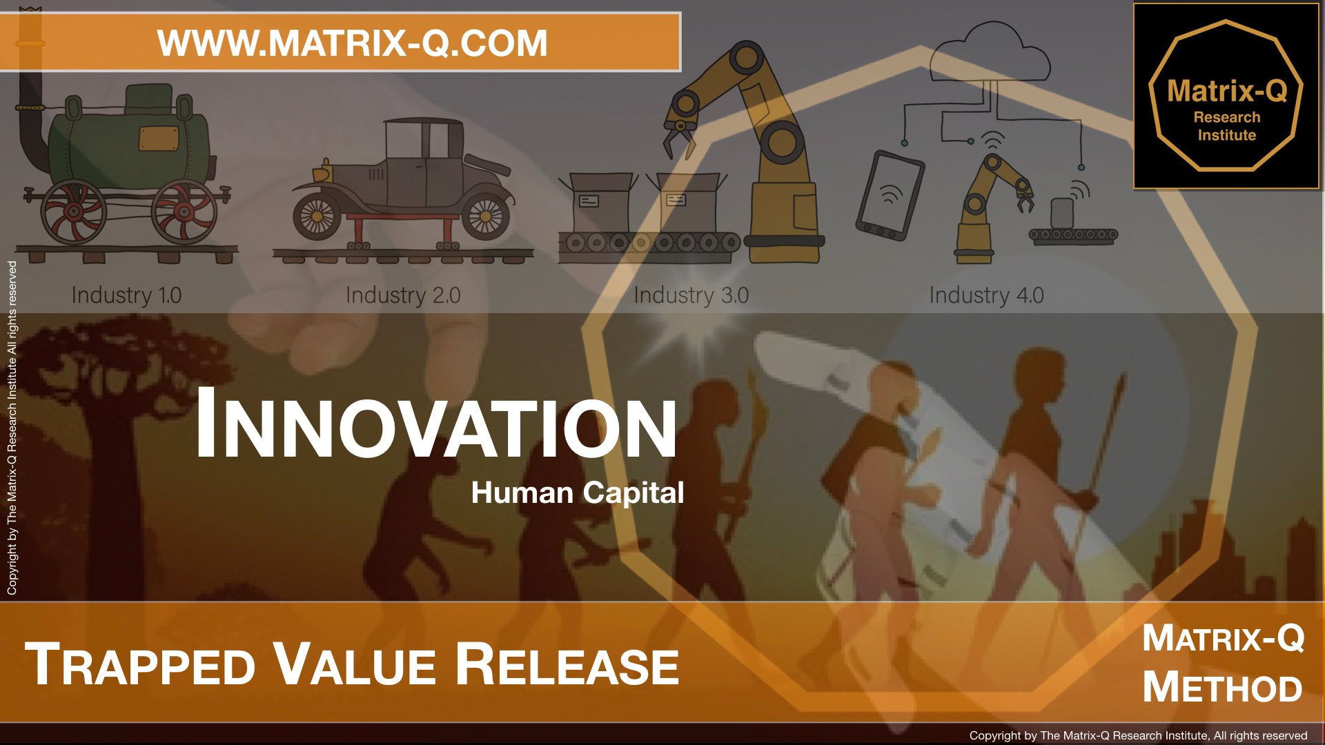 MQRI Matrix-Q Innovation Trapped Value Release.008