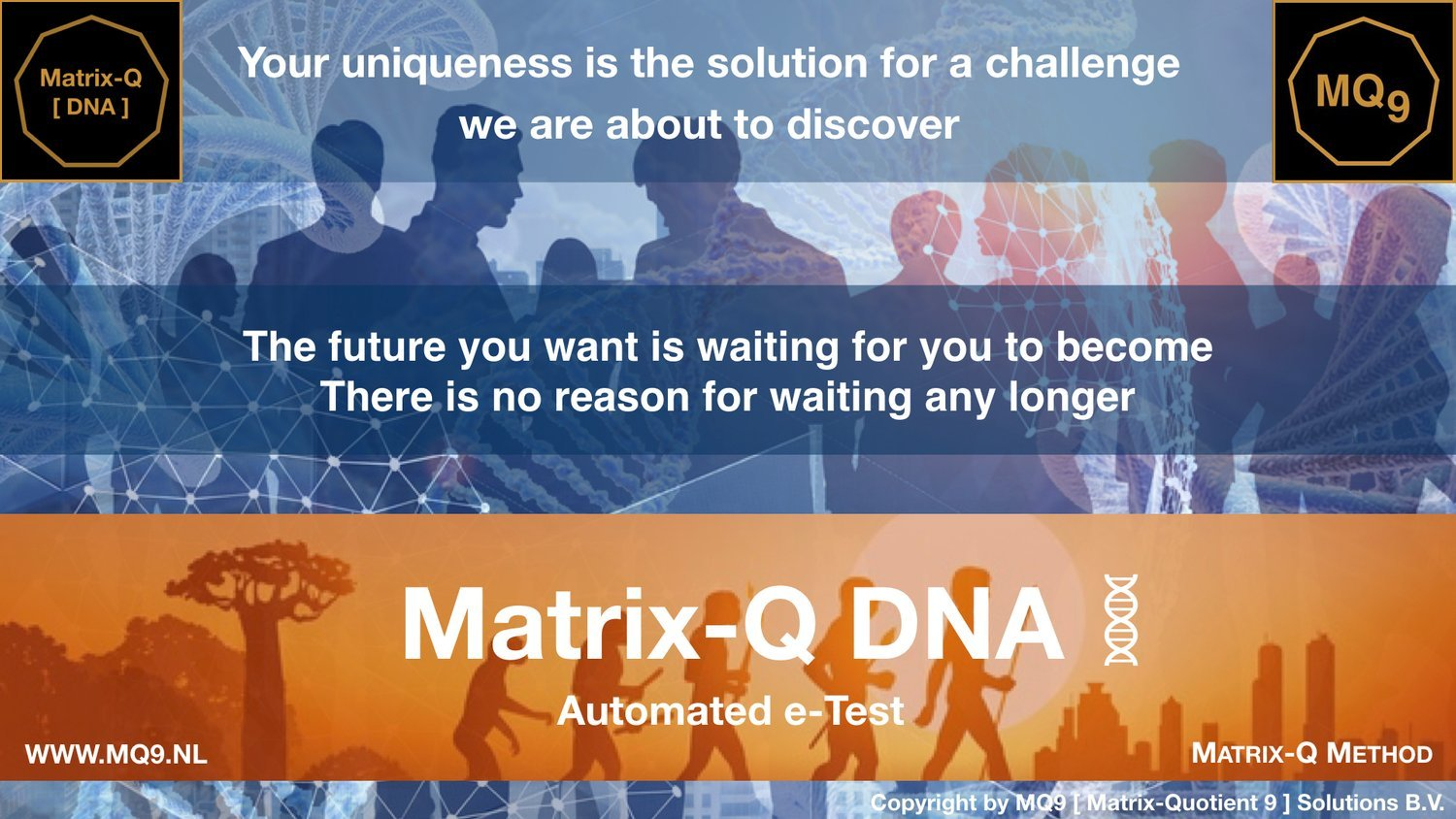 Matrix-Q DNA e-Test Published 9.001